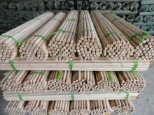 प्राकृतिक लकड़ी झाड़ू संभाल/झाड़ू छड़ी/2017 गर्म बेचने झाड़ू संभाल