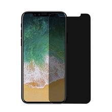 Privacy 9H Gehard glas voor iPhone X