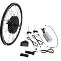 Kit de conversion de moteur de moyeu de vélo de montagne électrique 1000W
