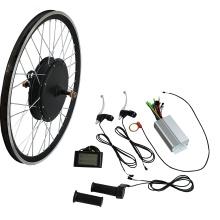 Kit de conversão do motor do cubo da bicicleta elétrica 1000 W