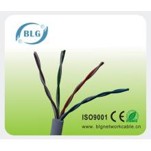 0.5mm CU/BC/CCA/CCS cat5 cable