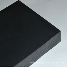 Black Plastic PVC Sheet Thickness 1-60mm