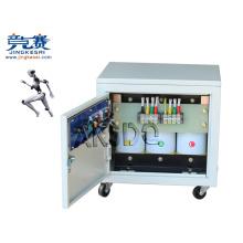 Bobine de cuivre de transformateur triphasé Transformateur de type sec