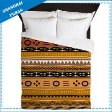 Baumwollbettwäsche und Bettlaken