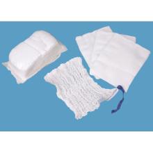 Esponja de regazo abdominal quirúrgica no estéril
