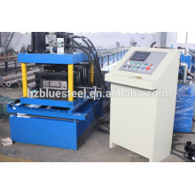 Z Pfettenformmaschine / Z Pfettenrollenformmaschine / Pfettenwalzenformmaschine