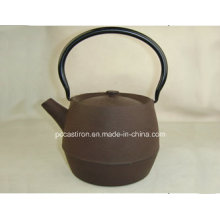 1.1L Cast Iron Teapot Supplier