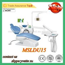 MSLDU15M Fabrik Preis dental Stuhl besten zahnärztlichen Stuhl mit CE & ISO genehmigt