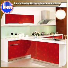 Cabinet de cuisine en bois à l'épreuve de l'eau (personnalisé)