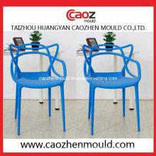 Molde de silla sin brazos de inyección de plástico popular