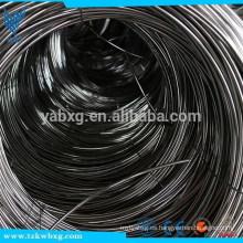 301 alambre del resorte del acero inoxidable de 0.8mm