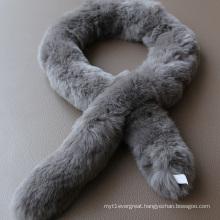 Real Rabbit Fur Trims For Shoes Garments Rabbit Fur Trimming