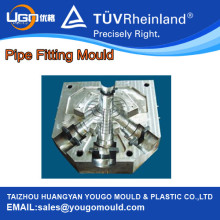 Plastic Mould for Pipe Fittings