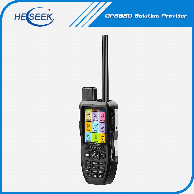 Intercom portatile con walkie talkie con GPS locator