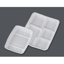 Plaque de plateau Pâte à papier biodégradable