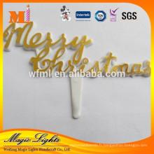 Décoration de Noël de la Chine pour les supermarchés