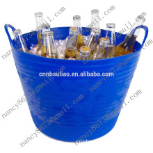 plastic beer bucket