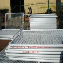 Panneau de clôture de plaque de clôture de route galvanisée à chaud