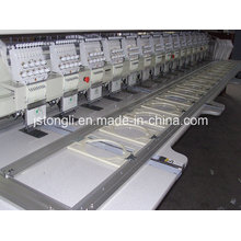 15 Heads 9 Needle Plain Embroidery Machine