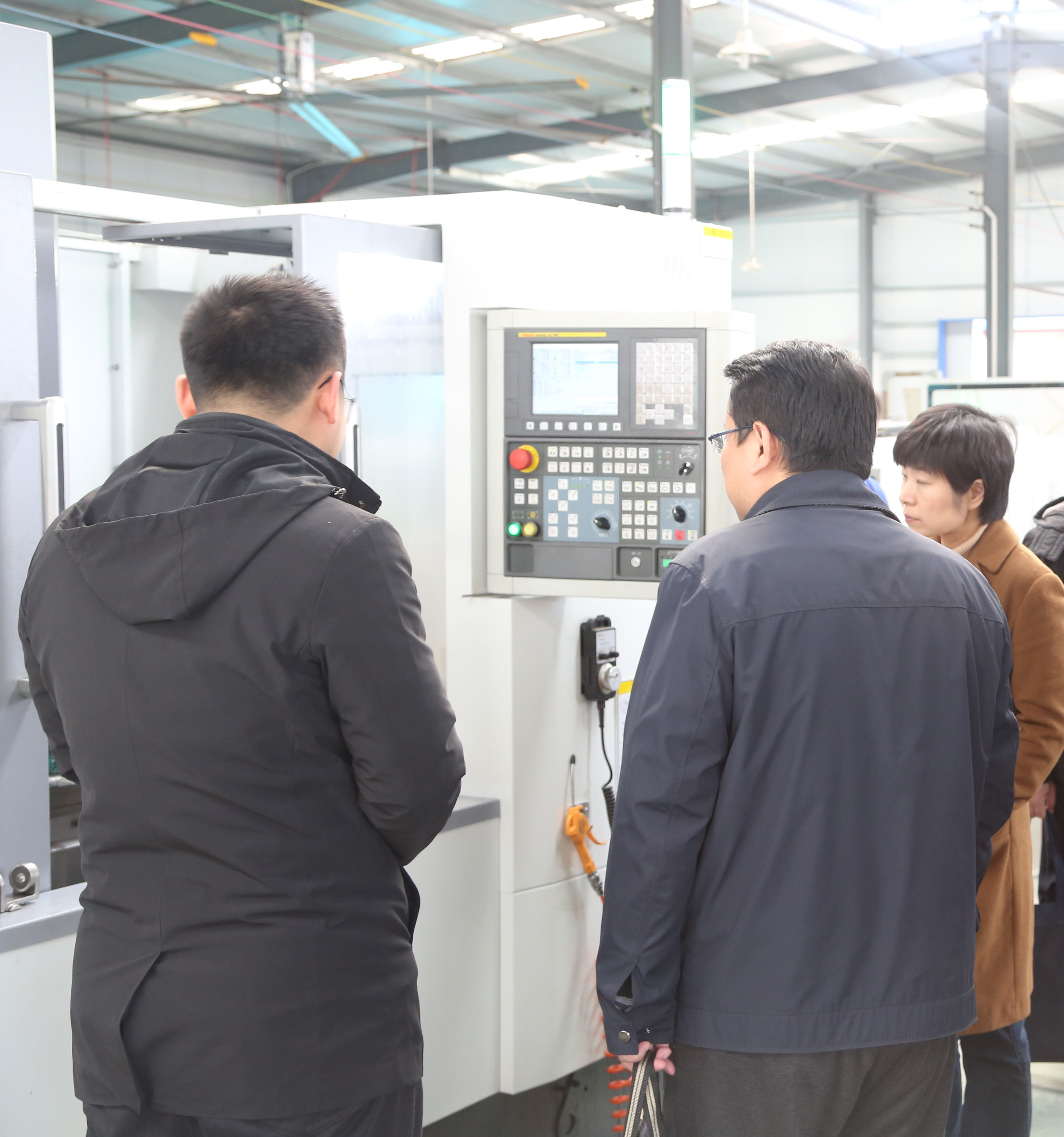 Jining Science and Technology Bureau leadership visit Mingtai company
