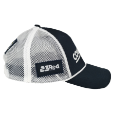 promotional manufacturer custom print logo mesh baseball cap for sport