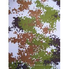 Fy-DC09 600d Oxford Polyester Printing Tissu de camouflage numérique