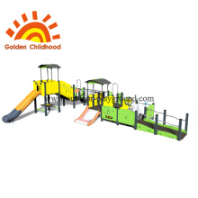 Received children outdoor recreation facilities