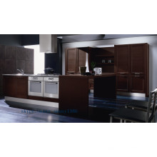 Whole Set Melamine Kitchen Cabinets for Home Furniture