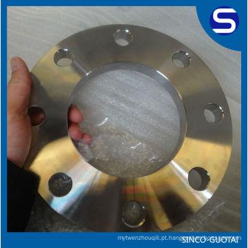 Aço Inoxidável Flange 304 316
