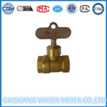 Water Meter Quality Material Brass Lockable Valve