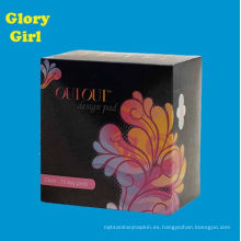 Best selling day and night sanitary napkin factory for women female use