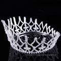 Damas de diamantes de imitación de corona