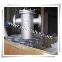 "Filtro de malha de metal Fliter (4 ""-300LB)"