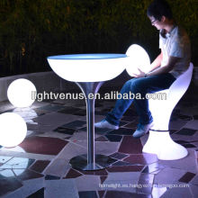 led bar table para la venta