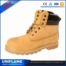 Botas de segurança de trabalho de couro Goodyear Ufa121