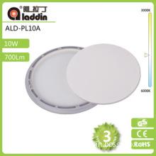 10W led panel light with bridgelux chip ,3 years guraantee