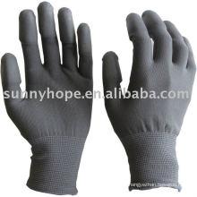 Перчатки из полиуретана с пальмовым покрытием