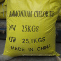 with ISO and Reach of Ammonium Chloride 99.5%