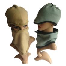 Зимние виды спорта Полярное руно шарфы Snood теплые маски для лица Beanie Hats