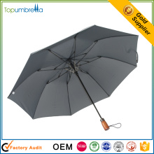 Custom print 2 folding umbrella color changing umbrella for rain