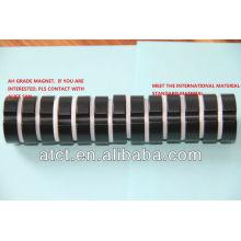 Cylinder magnet N38AH 220 centigrade high temperature, permanent magnet, monopole magnet