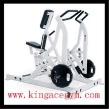 Фитнес-оборудование Коммерческая ISO-Боковая гребле