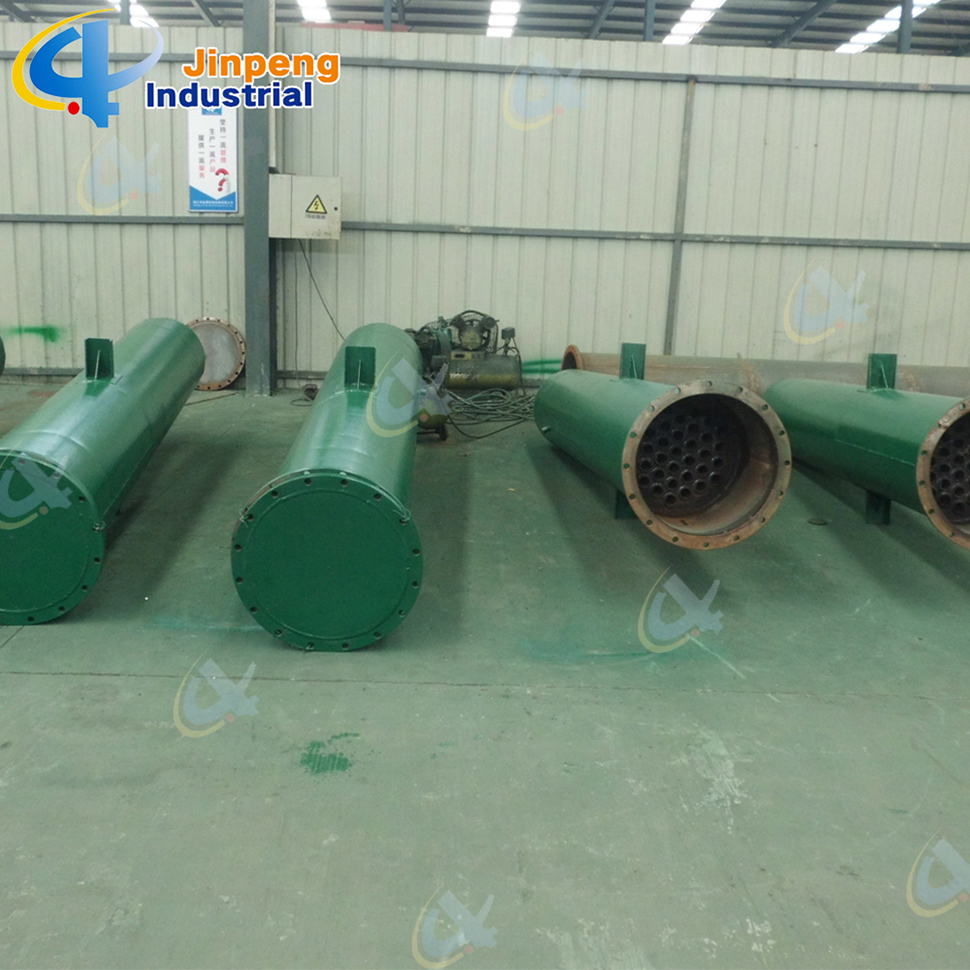 Milieuafval Plastic Recycle Pyrolyse Gasolie
