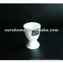 Service d'aviation vaisselle en porcelaine tasse à oeufs -eurohome AL 161
