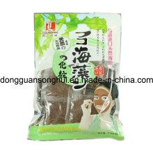 Seaweed Mask Bag/Cosmetic Packing Plastic Bag