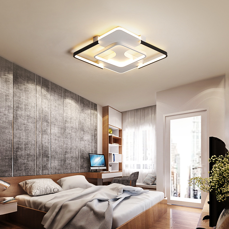 Application Semi Flush Ceiling Lights