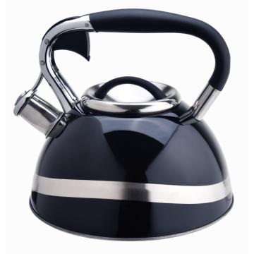 Hot sell fashion tea pot whistling kettle