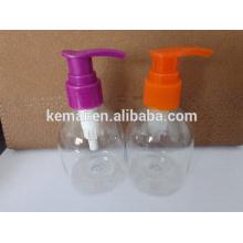 Botella desinfectante para manos