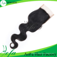 Human Hair Unprocessed Brazilian Human Loose Wave Lace Wig