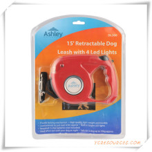 Dog Leash with Flashlight for Promotional Gift Ty05001